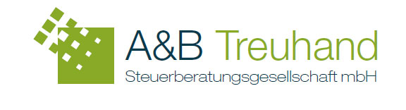 Logo A und B Treuhand